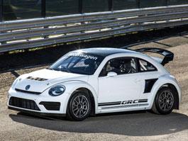Volkswagen Beetle GRC 2015: Agresivnější rallyekrosová raketa: titulní fotka