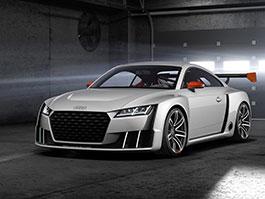 Audi TT Clubsport Turbo: Okřídlené kupé pro Wörthersee: titulní fotka