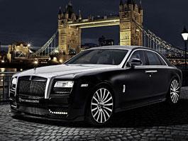 Rolls-Royce Ghost San Moritz: Limuzína od Onyx Concept s větším výkonem: titulní fotka