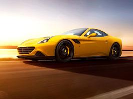 Novitec Rosso upravil Ferrari California T, má 645 koní: titulní fotka