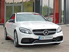 Mercedes-AMG C 63 od DTE-Systems: Céčko má 590 koní: titulní fotka