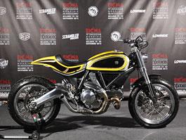 Radikal Chopper si pohrál s Ducati Scrambler: titulní fotka