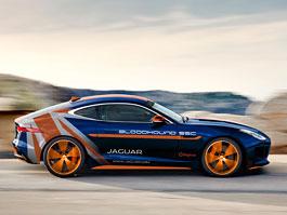 Jaguar Bloodhound SSC F-Type R AWD pro podporu rychlostního rekordu: titulní fotka
