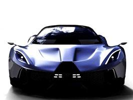 PSC SP-200 SIN je americký plug-in hybrid mířící proti Koenigseggu: titulní fotka