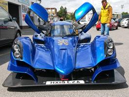 Praga R1R: Extrémní česko-slovenský supersport detailně (+video): titulní fotka