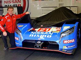 Nissan GT-R LM Nismo v Le Mans připomene rok 1990 (+video): titulní fotka