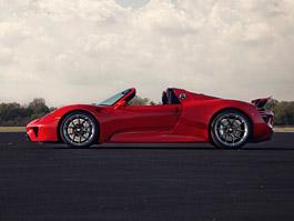 Rudé Porsche 918 na kolech HRE: Kalifornský pozdrav do Maranella: titulní fotka
