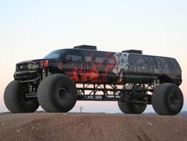 Sin City Hustler: Monster truck a limuzína v jednom (+videa): titulní fotka