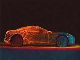 Umělecké Ferrari California T hýří barvami (video): titulní fotka