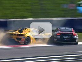 Děsivá kolize dvou supersportů na Red Bull Ringu (video): titulní fotka