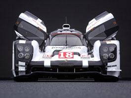 Porsche nabízí v aukci 919 Hybrid: titulní fotka
