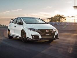 Za volantem: Honda Civic Type R na Slovakiaringu: titulní fotka