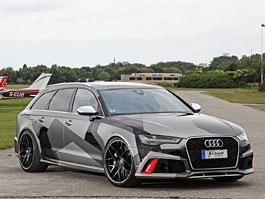 Audi RS6 Avant od Schmidt Revolution dostalo 695 koní: titulní fotka