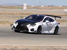 Lexus se představí na Pikes Peak se zcela novým vozem RC F GT Concept: titulní fotka
