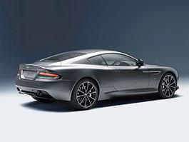 Aston Martin DB9 GT má 547 koní a ukáže se v Goodwoodu: titulní fotka