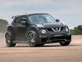 Nissan Juke-R 2.0 má stejný výkon jako GT-R Nismo, je k vidění v Goodwoodu: titulní fotka