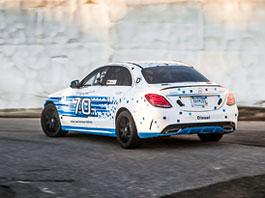 Mercedes-Benz C 250 Bluetec 4Matic zajel rekord na Pikes Peak: titulní fotka