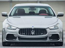 Maserati Ghibli ASPEC PPM 500: Trojzubec tuní už i Číňané: titulní fotka