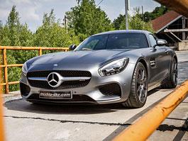 Mercedes-AMG GT od mcchip-dkr a Renntech: Kupé s hvězdou dvakrát jinak: titulní fotka