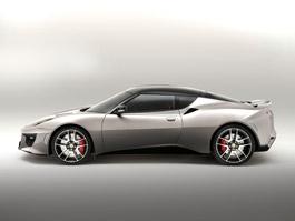 Lotus připravuje otevřenou verzi Evory 400: titulní fotka
