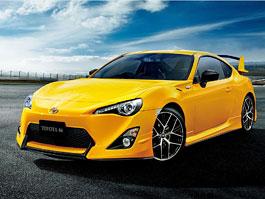 Toyota 86 Yellow Limited: Japonská vosa: titulní fotka