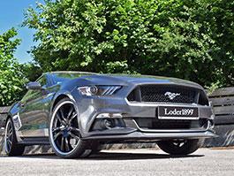 Ford Mustang 2015 od Loder1899 připomíná novodobou Eleanor: titulní fotka