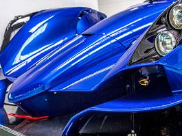 Praga Cars vyrobí 68 supersportů R1R, jeden vyjde na 5,3 milionu Kč: titulní fotka