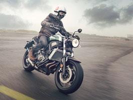 Yamaha XSR700: Rychlý potomek: titulní fotka