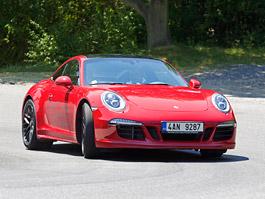 Test: Porsche 911 Carrera 4 GTS – Srdeční záležitost: titulní fotka