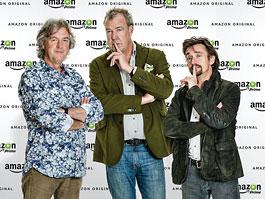 Clarkson, Hammond a May na Amazonu: Nové prvky, nové zázemí, ale podobný humor: titulní fotka