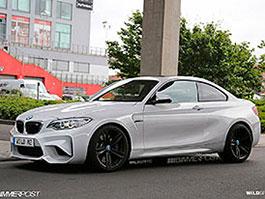 BMW M2: Fanoušci z vozu shodili maskování: titulní fotka