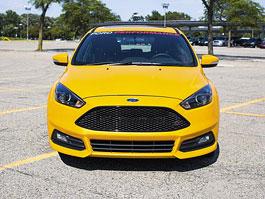 Ford Performance a Mountune: 279 koní pro Focus ST: titulní fotka