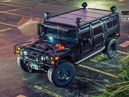 EVS Motors Search + Destroy: Najdi a znič s Hummerem H1: titulní fotka