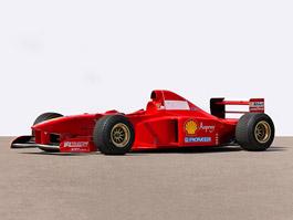 Formule 1 po Schumacherovi je k mání za 18 milionů korun: titulní fotka