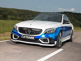 Carlsson CC63S Rivage: Modro-bílý zabiják: titulní fotka