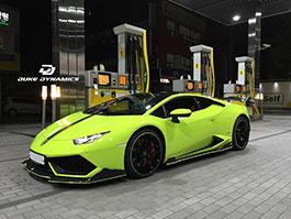 Lamborghini Huracán Arrow od Duke Dynamics je konečně pořádně šílené!: titulní fotka