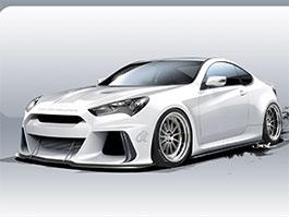 Hyundai Solus Genesis Coupe se chce postavit BMW M4: titulní fotka