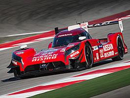 Nissan GT-R LM Nismo se vrátí do FIA WEC: titulní fotka