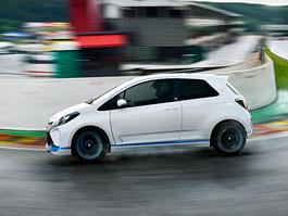 Toyota plánuje sportovní Yaris: titulní fotka