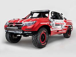 Honda Ridgeline: Nový model jako speciál pro Baja 1000: titulní fotka