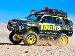Toyota Tonka 4Runner: Hračka pro velké kluky: titulní fotka