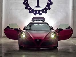 Alfa Romeo 4C La Furiosa: Individualizace nebo tuning?: titulní fotka