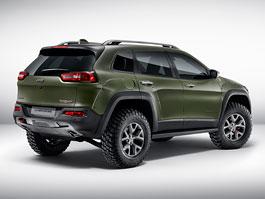 Jeep Cherokee KrawLer:  Americké SUV do těch nejtěžších podmínek: titulní fotka