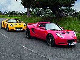 Lotus Elise Sport a Sport 220: Redukční dieta: titulní fotka