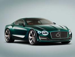 Bentley zvažuje výkonný elektromobil: titulní fotka
