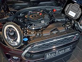 Maxi-Tuner Mini Cooper S Clubman: Maxirychlá dodávka: titulní fotka