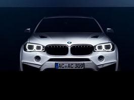 AC Schnitzer Falcon: Bodykit a více síly pro BMW X6: titulní fotka