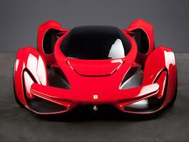 Ferrari Top Design School Challenge: Superauto pro rok 2040: titulní fotka