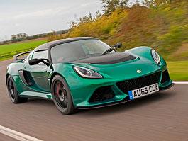 Lotus Exige Sport 350: Kila dolů pro nástupce Exige S: titulní fotka