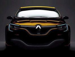 Renault Mégane RS nové generace: Pravé snímky, nebo výtvor grafika?: titulní fotka